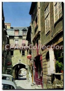 Postcard Modern Rennes La Porte Mordelaise