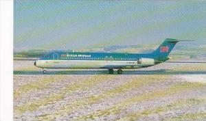 British Midland Douglas DC 9 32 G Bmam