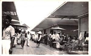 Bandoeng Indonesia, Republik Indonesia Pasar Baroe Bandoeng Pasar Baroe