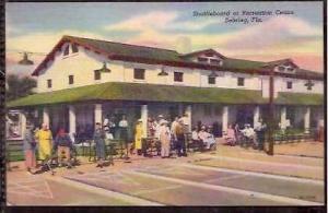 FL Sebring Recreation Centre Shuffleboard