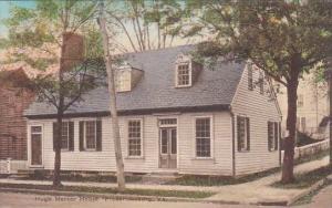 Virginia Fredericksburg Hugh Mercer House Albertype