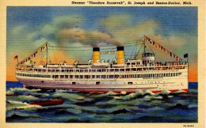 SS Theodore Roosevelt