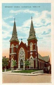 TN - Clarksville. Methodist Church
