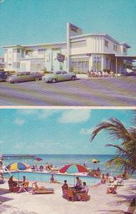 Florida Miami Beach Atlantique Motel Ocean Deck and Pool
