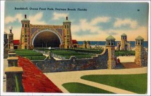 Bandshell, Ocean Front Park, Daytona Beach Fl