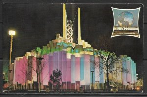 New York - Tower Of Light - NY World's Fair - [NY-254]