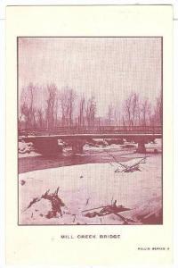 Scenic view,Mill Creek Bridge, Canada,00-10s