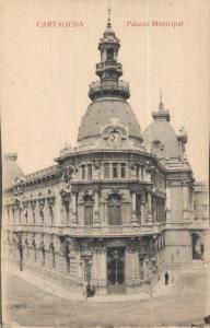 Spain - Cartagena Palacio Municipal 02.13