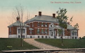 LINDSAY , Ontario , 1912 ; The Hospital
