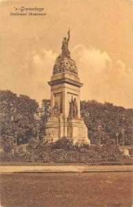Netherlands 's Gravenhage Nationaal Monument Statues Denkmal