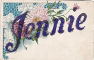 Name Card Jennie