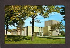 OH Xavier University Center Bldg Cincinnati Ohio Postcard