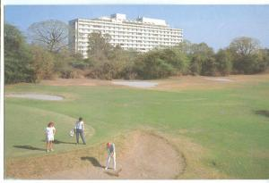 India, The Oberoi, New Delhi, unused Postcard
