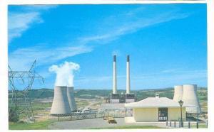 Coal Power plant, Shelocta , Pennsylvania , 50-60s