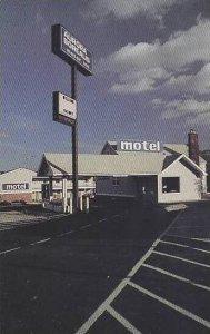 Michigan St Ignace Aurora Borealis Motor Inn