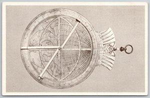 Chicago Illinois~Closeup of 16th Century Pre-Telescope~Adler Planetarium 1920s
