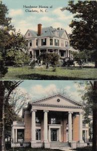 2 homes of Charlotte, North Carolina, 1911