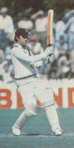 Geoff Howarth Worlds Greatest Cricketer Rare Photo Collectors Cigarette Card