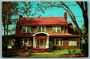 Indiana Pennsylvania~Actor Jimmy Stewart Home~Vinegar Hill~7th Street~1960s PC