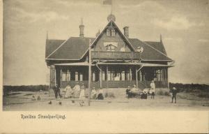 sweden, RAMLÖSA, Strandpaviljong (1899)