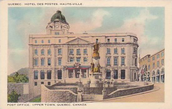 Post Office, Upper Town, Quebec, Canada, 00-10s