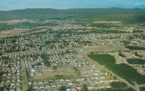 New Residential Homes, By-pass Highway, Downtown, Pulp Mills, Prince George, ...