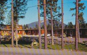 Canada Ponderosa Motel Cranbrook British Columbia