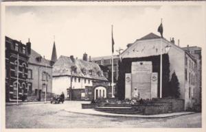 Belgium Bastogne Monument aux Morts de la Ville et le Seminaire