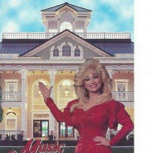 Dollywood Music Mansion Pigeon Forge Tennessee Parkway Parton Country Music