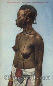 Scenes Et Types African Nude Unused