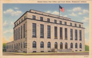 Post Office , HAMMOND , Indiana, 30-40s
