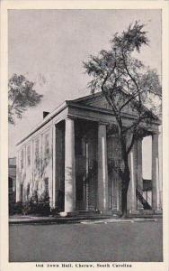 South Carolina Cheraw Old Town Hall 1951