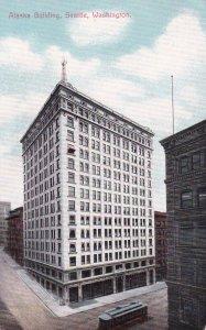 Alaska Building , SEATTLE , Washingotn ; 00s-10s