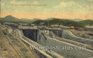 Panama Miraflores Locks