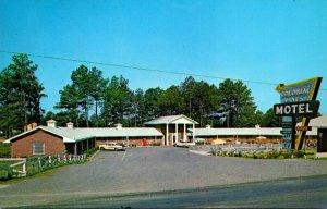 Georgia Chatsworth The Colonial Pines Motel