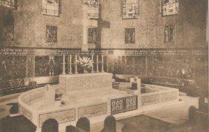 BOSTON , Massachusetts, 1900-10s; Trinity Church , High Altar & Chancel