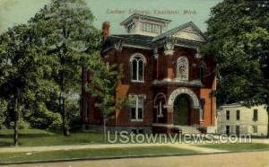 Ladies Library Ypsilanti MI 1915