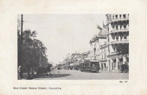 CALCUTTA , India , 00-10s ; United Service Club