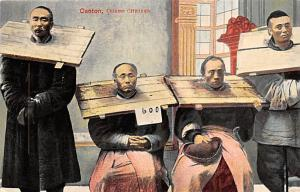 China, People's Republic of China Canton hinese Criminals  Canton hinese Crim...