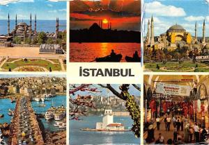 Turkey Istanbul, Views from the City, different aspects