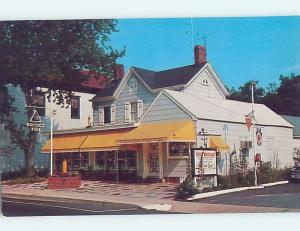 Pre-1980 RETAIL STORE SCENE Fair Haven - Near Red Bank & Middletown NJ hp0479