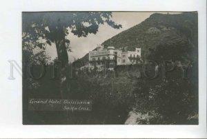 424454 Spain Canary Islands Tenerife Santa Cruz Grand Hotel Quisisana postcard