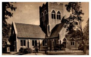 Massachusetts  Roxbury  Jay Gould Memorial Church