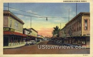 Kamehameha Ave. Hawaii HI Unused
