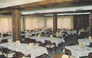 Walnut Room , Golden West Motel , REGINA , Saskatchewan , Canada , 50-60s