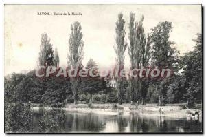 Postcard Old Bayon Bords De La Moselle