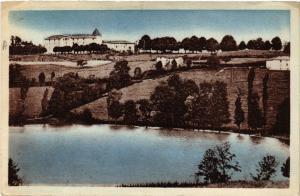 CPA CUBLIZE Étang et Chateau de Magny (443561)