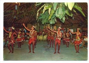 An Evening With The Heiva Ballets, Moorea, Tahiti, Oceania, 1950-1970s