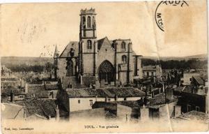 CPA Toul-Vue générale (187651)