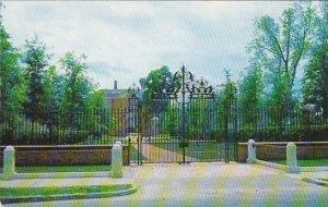 North Carolina New Bern Historic Tryon Palace